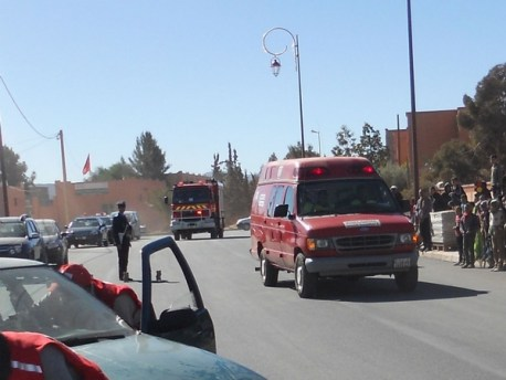بومالن دادس: وفاة طفل في الطريق إلى مراكش بعد تعرضه لحادث سير