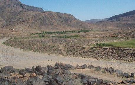 اكنيون   :  وفاة قاصر في حادث شغل باغرم امزدار