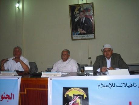 منتدى تافلالت للإعلام بالرشيدية يدعو الى التشبث بجهة تافلالت درعه والرشيدية عاصمة لها