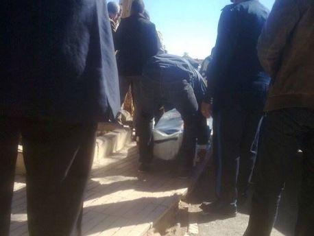 """السلطات بورزازات تمنع وقفة احتجاجية تضامنا مع الراحل علي جابا"""""""