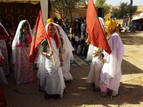افتتاح فعاليات الملتقى الربيعي الثاني بمجموعة مدارس زاوية البئر