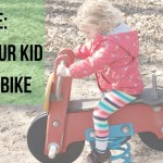 Dad Guide: Teach Your Kid to Ride a Bike
