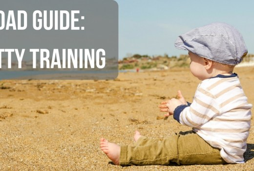 Dad Guide: Potty Training
