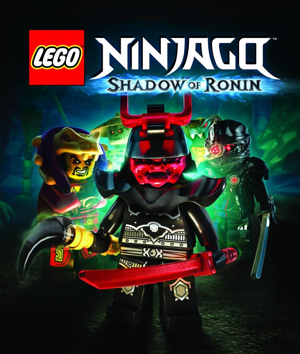 LEGO Ninjago: Shadow of Ronin Villains #LEGODad