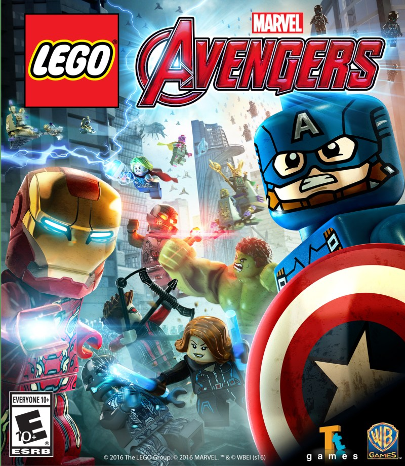 LEGO Marvel's Avengers Game
