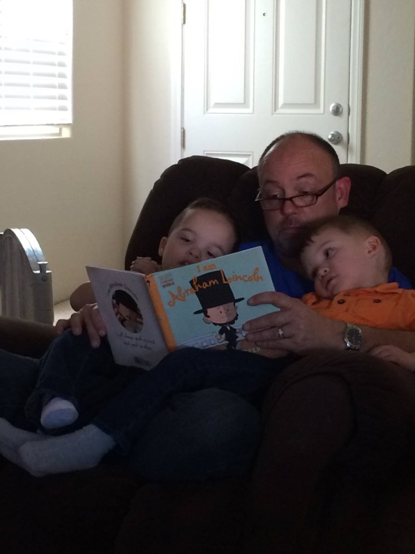 Kevin 'Spike' Zelenka is the 666th Dad being spotlighted in the Dads in the Limelight series on the Dad of DIvas blog