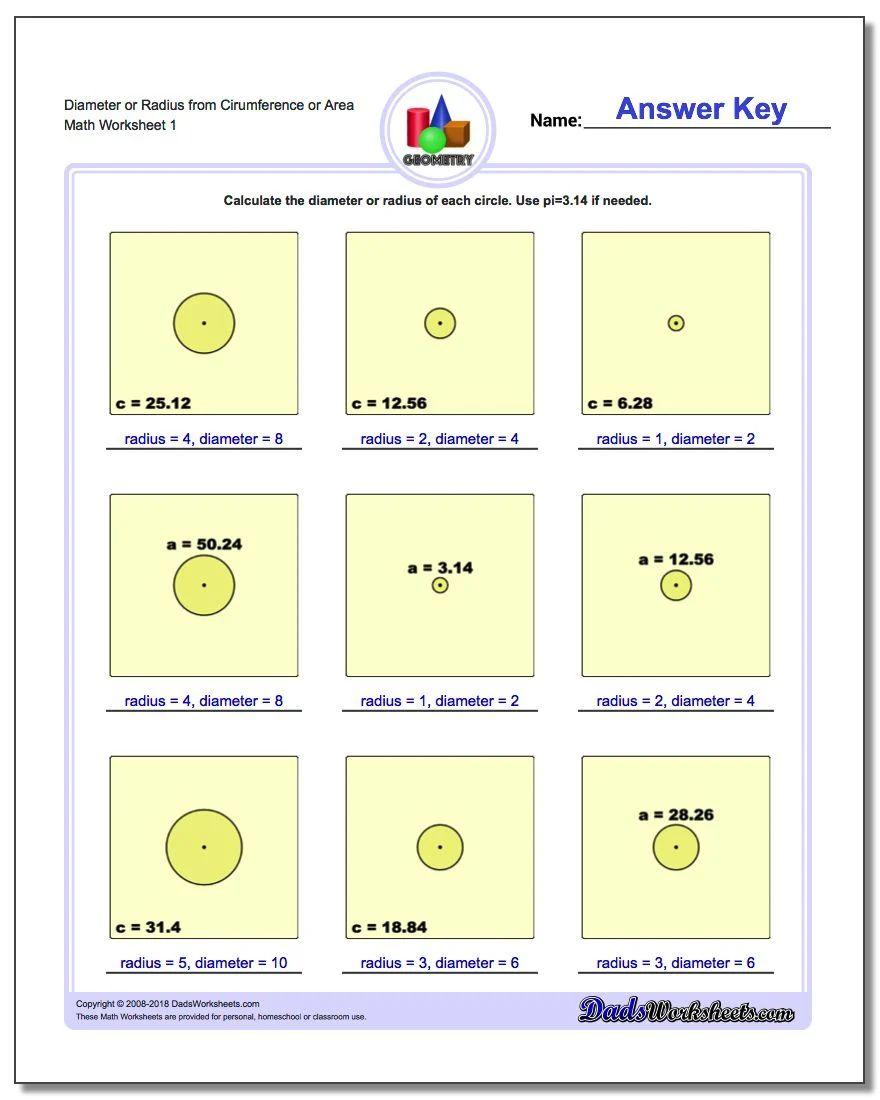 Download Calculate Radius Of Circle