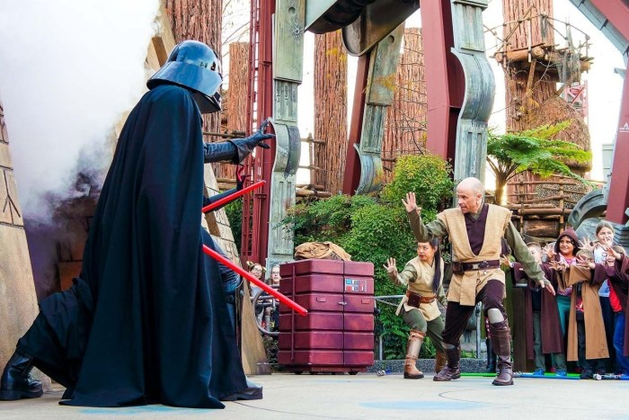 Review: Jedi Training Academy at Disney's Hollywood Studios
