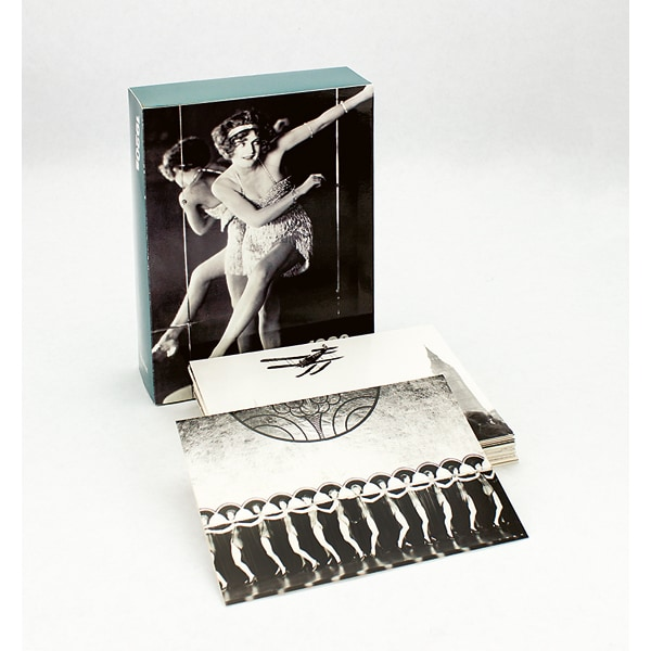 1920s Boxed Notecards at Daedalus Books D76427