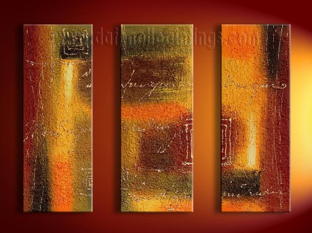 Modern Abstract Oil Painting Canvas