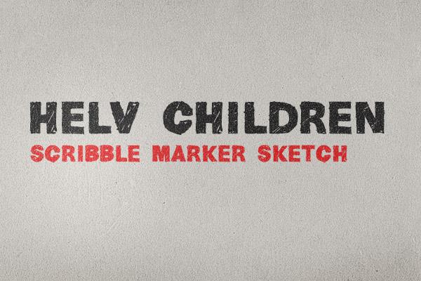 Helv Children Font Download