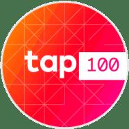 Dagmar Bleasdaleis one of the tap100