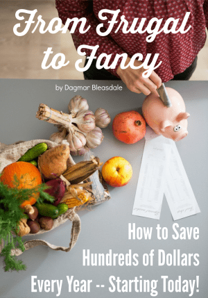 Frugal to Fancy ebook by Dagmar Bleasdale