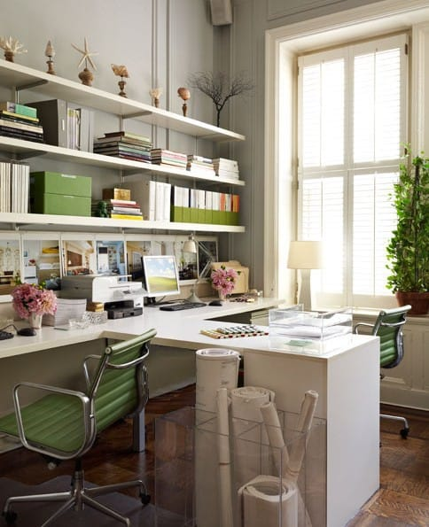 home office ideas. DagmarBleasdale.com