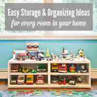 organizing ideas for every room, DagmarBleasdale.com