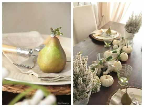 9 DIY Thanksgiving Decorating Ideas From Pinterest