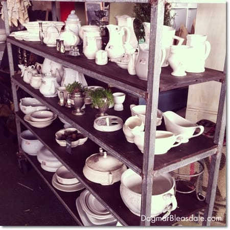 ironstone at Country Living Fair