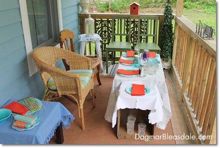 Pier 1 Imports Outdoor Oasis Party