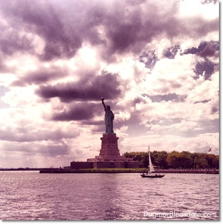Statue of Liberty DagmarBleasdale.com
