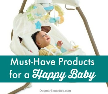 products for a happy baby