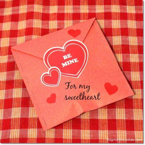 5-Minute Valentine's Day Crafts