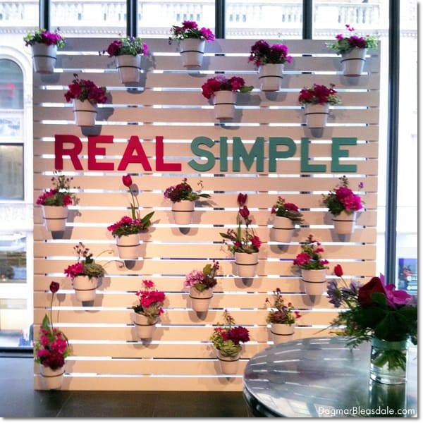 Real Simple Beauty & Balance weekend 2015