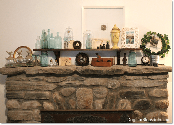 thrifty urn, DagmarBleasdale.com