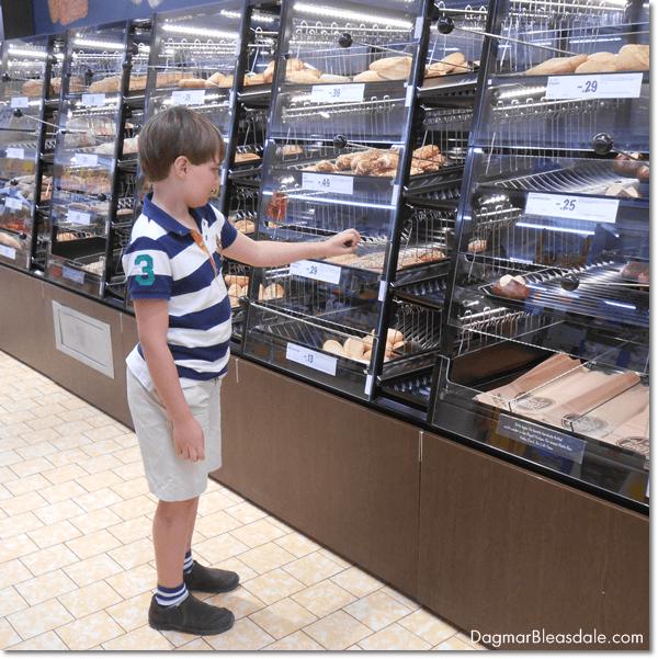 German bread dipenser, DagmarBleasdale.com