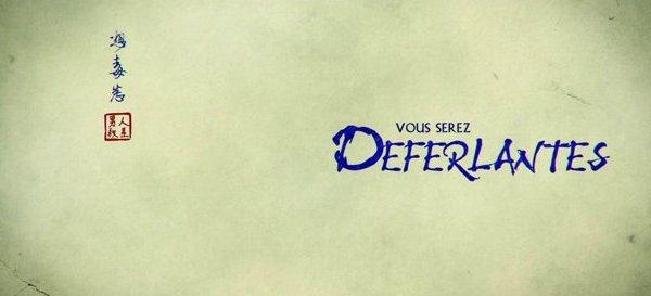 LES DEFERLANTES 2013/2014 - Teaser trailer [Official]