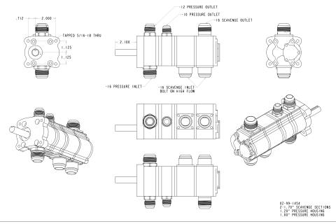 mack truck enginepartment diagram