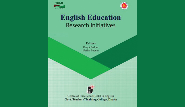 English Education Research Initiatives A book by young researchers