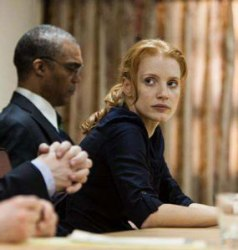 Jessica Chastain On Not Acting Vulnerable In Zero Dark