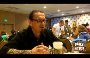 Interview: Kurt Sutter Talks 'Sons of Anarchy' and How He Let's an Actor Know They've Been Killed Off (video)