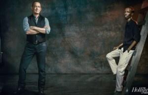 Tom Hanks and Barkhad Abdi Talk 'Captain Phillips'