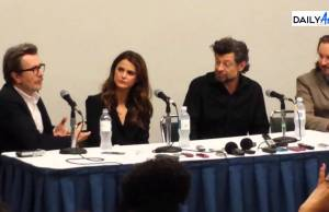 WonderCon: 'Dawn of the Planet of the Apes' Press Conference with Gary Oldman & Andy Serkis