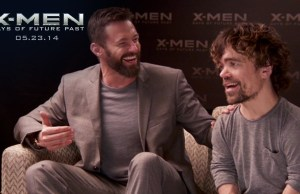 Hugh Jackman & Peter Dinklage Answer  'X-Men: Days of Future Past' Questions From X-Men Castmates (video)