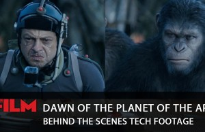Watch 'Dawn Of The Planet Of The Apes' Actors Transform in Their Ape Characters