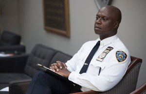 Andre Braugher Brooklyn Nine Nine Interview