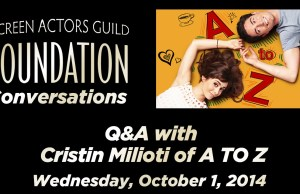 Watch: Cristin Milioti Talks 'A to Z', 'Once' and 'How I Met Your Mother'