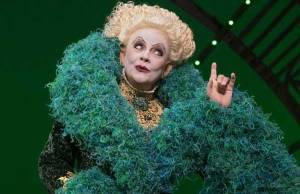 Kim Zimmer is Madame Morrible in Wicked