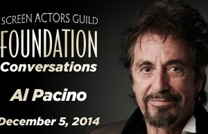 Watch: Al Pacino Talks 'The Humbling' and His Extraordinary Career