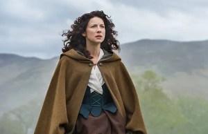 Caitriona Balfe in Outlander