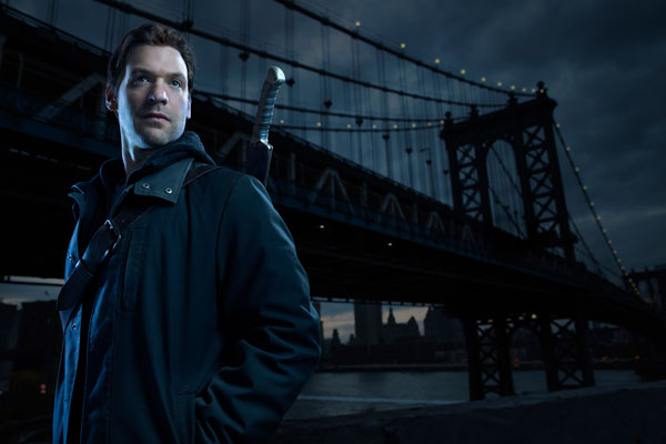 Corey Stoll in The Strain