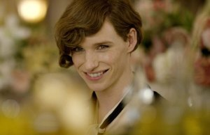 Eddie Redmayne in The Danish Girl