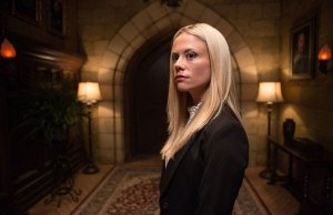 Claire Coffee in Grimm interview