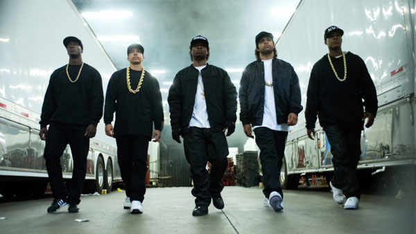 Screenplay for Straight Outta Compton