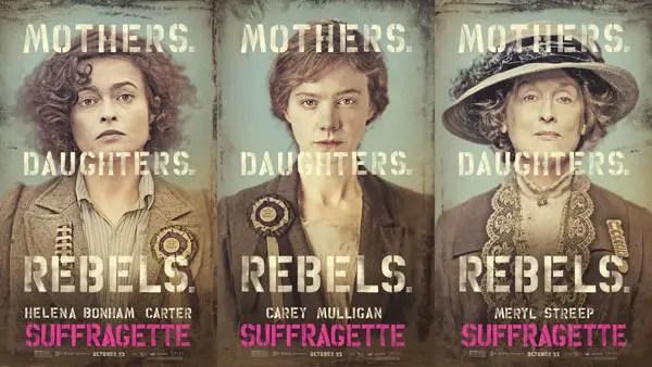 Suffragette Screenplay