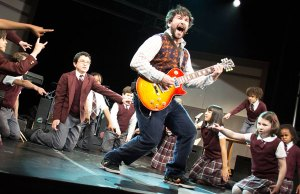 Alex Brightman School of Rock Audition