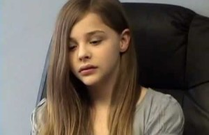 Watch: 12 Year-Old Chloë Grace Moretz's Audition Tape for 'Let Me In'