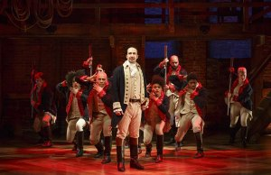 Hamilton Tony Nominations